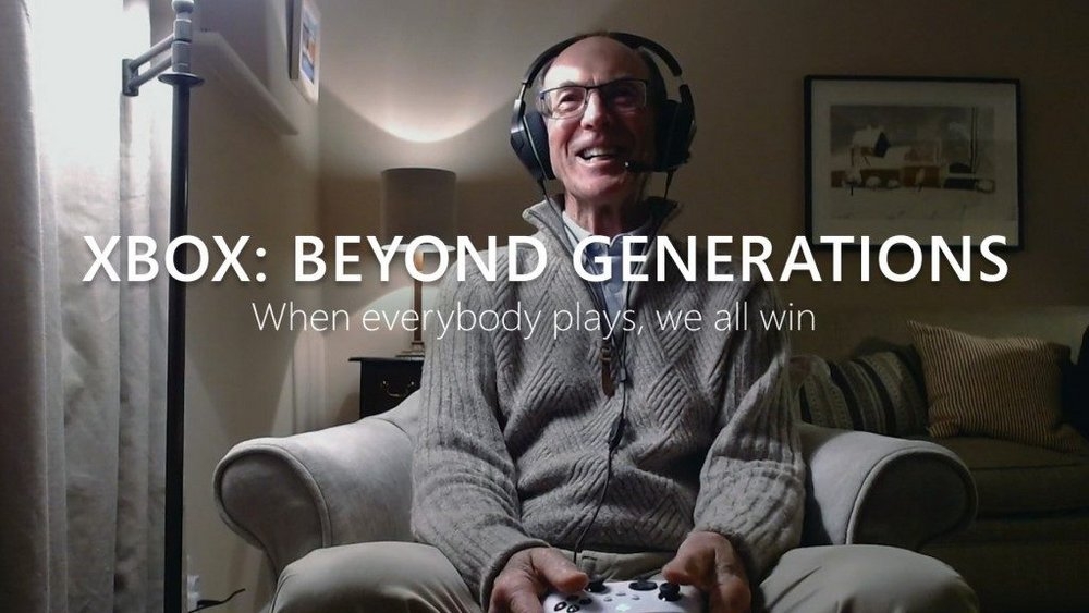 Body image for Xbox touts gaming as remedy for lonely elders