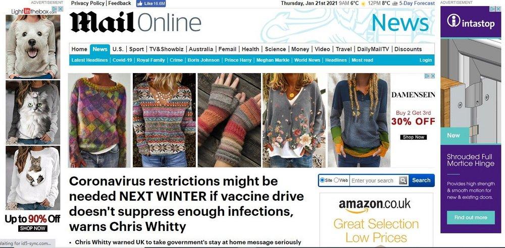 Body image for Strategist's Digest: Do premium websites make ads more effective?
