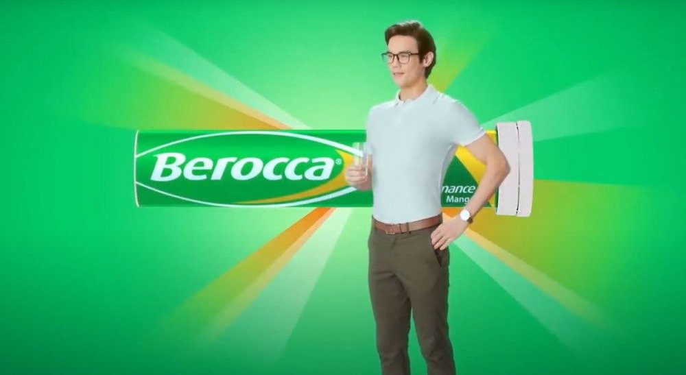 Body image for Berocca reinvents itself as an afternoon energy boost on TikTok