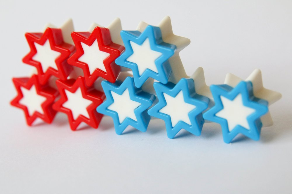 Body image for Strategist's Digest: Why online star ratings are useless