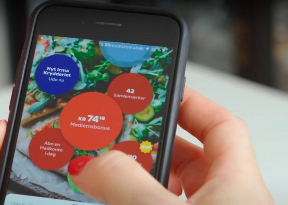 Body image for Coop supermarket creates carbon-footprint tracker for shoppers