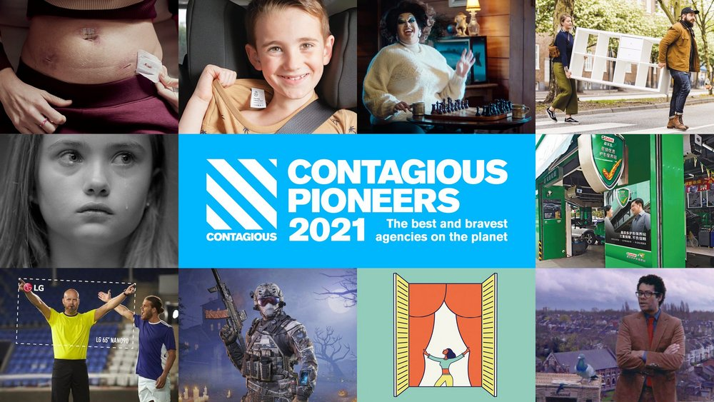 Body image for Contagious Pioneers 2021