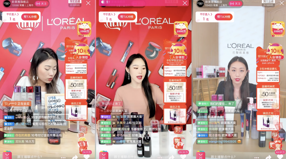 Body image for Live commerce has risen in the East, will it settle in the West?