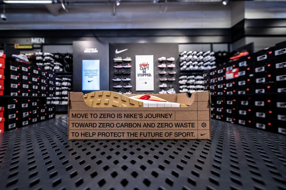 Body image for Nike enters resale market with 'refurbished' sneakers