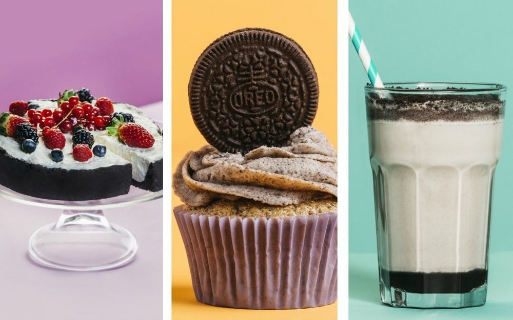 Body image for Oreo's cookie cooking website boosts sales 35%