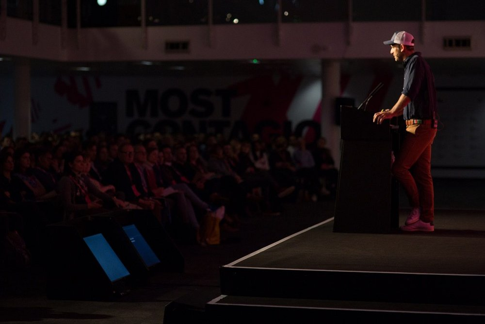 Body image for Sleeping Giants' Matt Rivitz: Covid-19 has unleashed an 'information apocalypse'