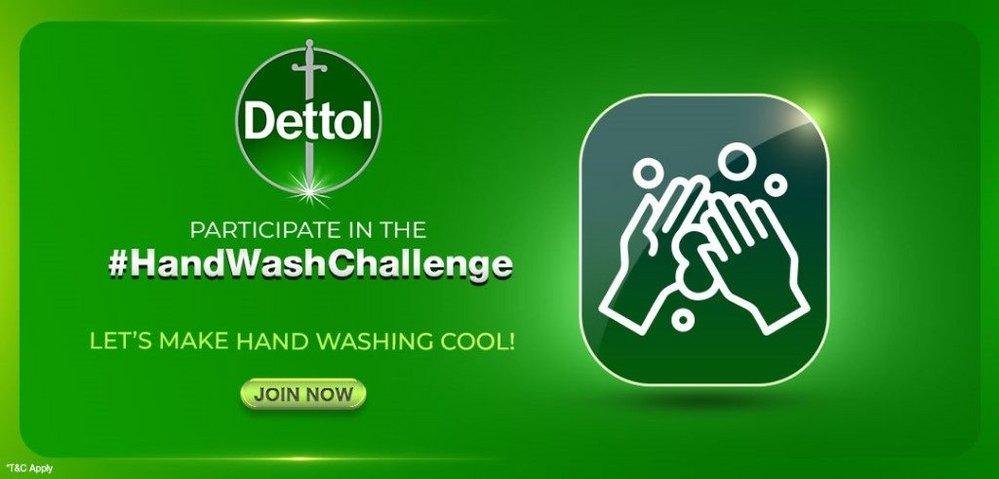 Body image for Dettol generates 50bn views with TikTok #HandWashChallenge