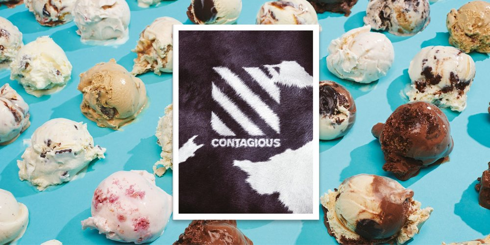 Body image for Contagious Magazine Issue 64 is out now