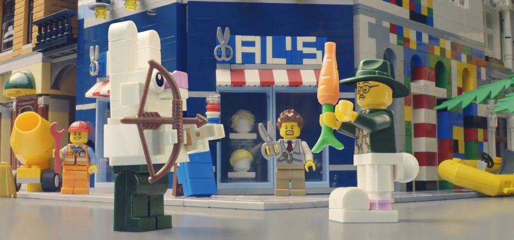 Body image for Lego returns to brand advertising to fix creativity gap
