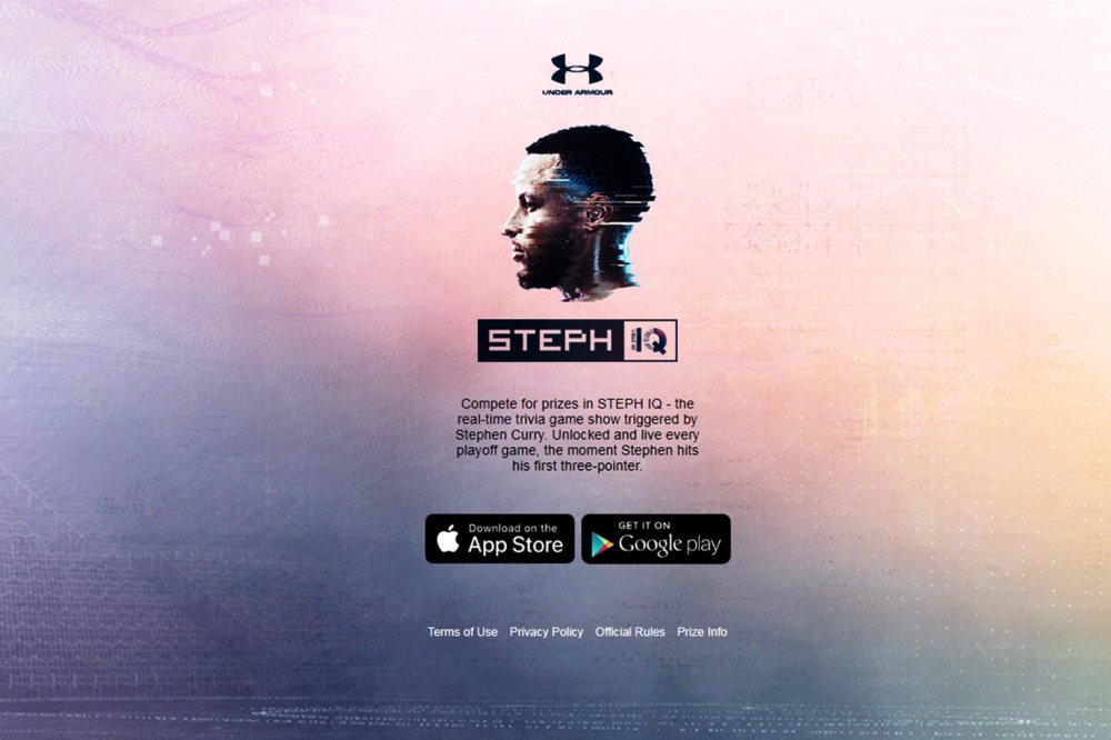 Campaign of the Week: Under Armour, Steph IQ | Contagious