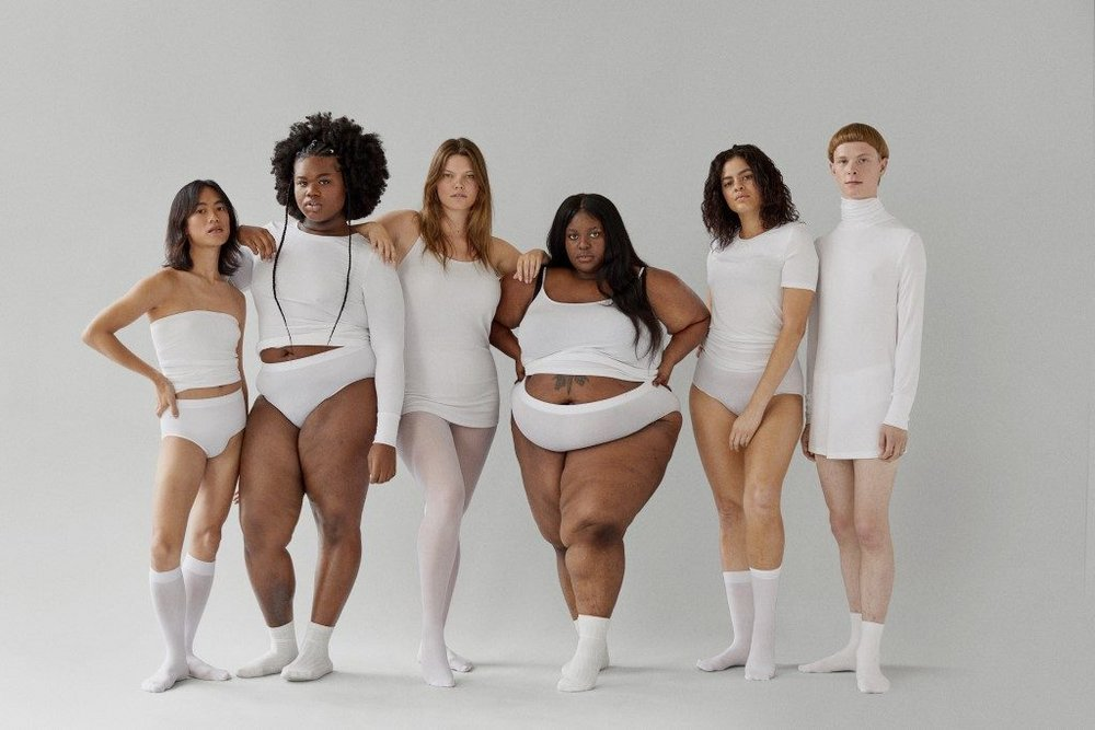 Body image for 2 decades of challenger brands: what's changed?