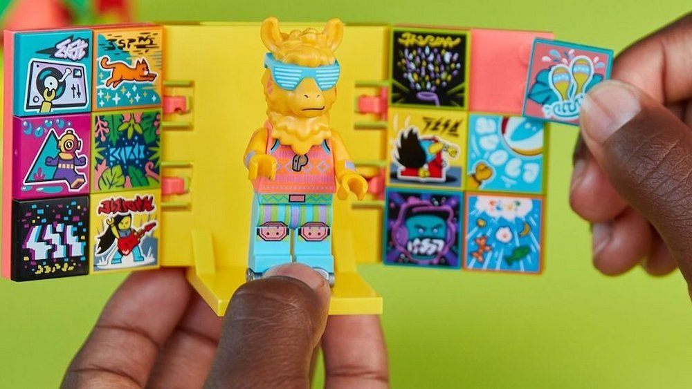 Body image for Lego makes music-video app for kids too young for TikTok