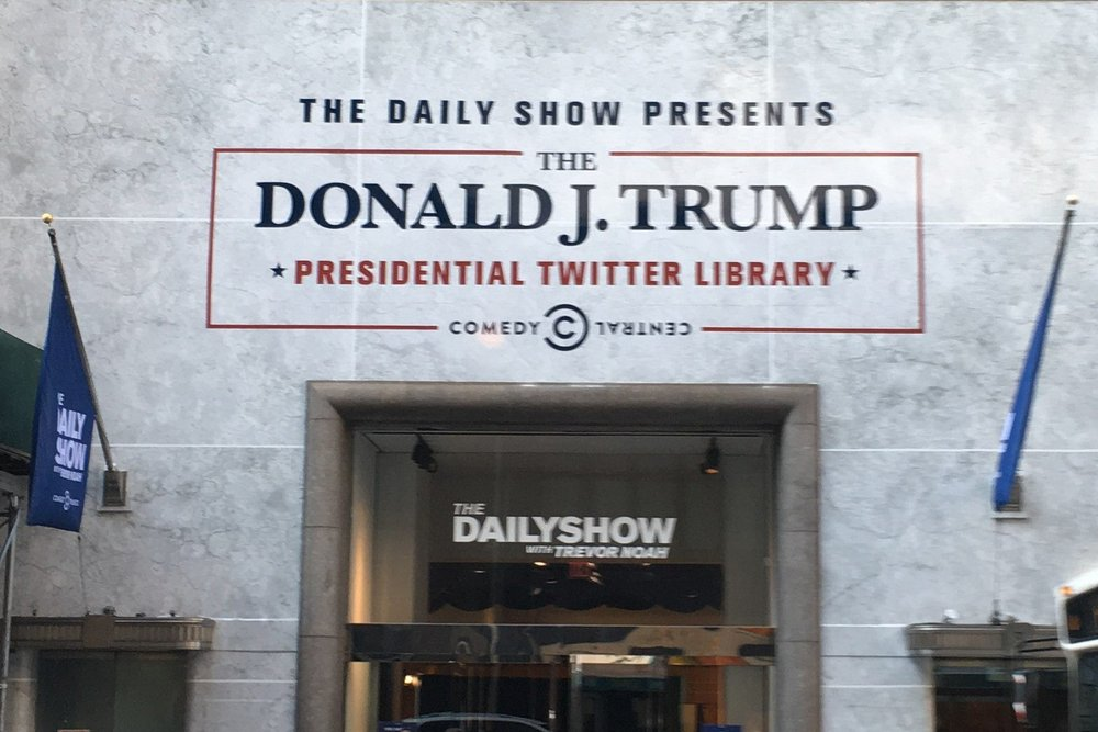Presidential Twitter Library