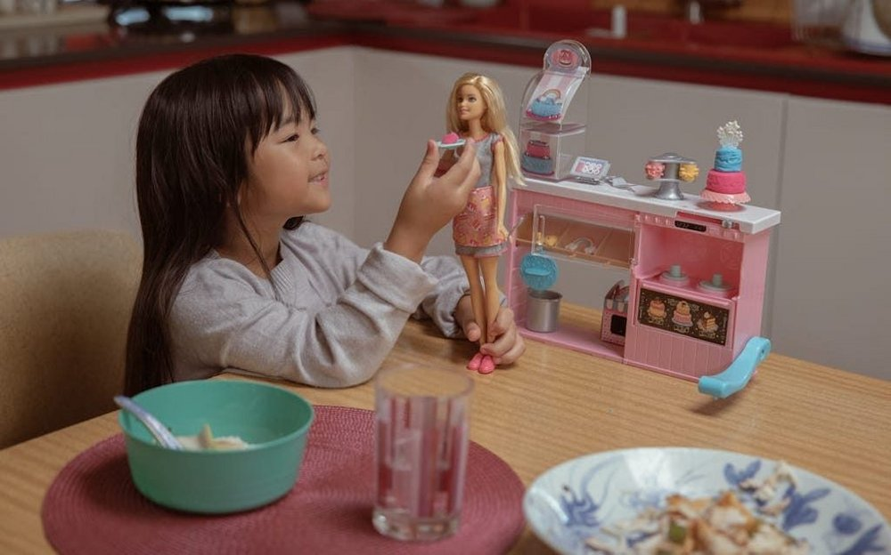 Body image for Barbie claims dolls boost empathy in year-long global campaign