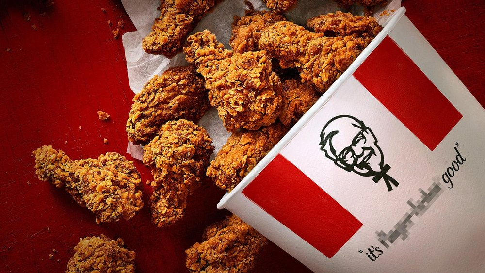 Body image for A banjo among violins: the strategy behind KFC's pandemic marketing