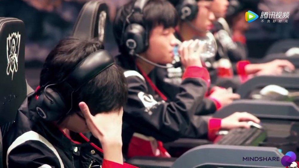 Body image for KFC China campaign turns Colonel Sanders into esports analyst