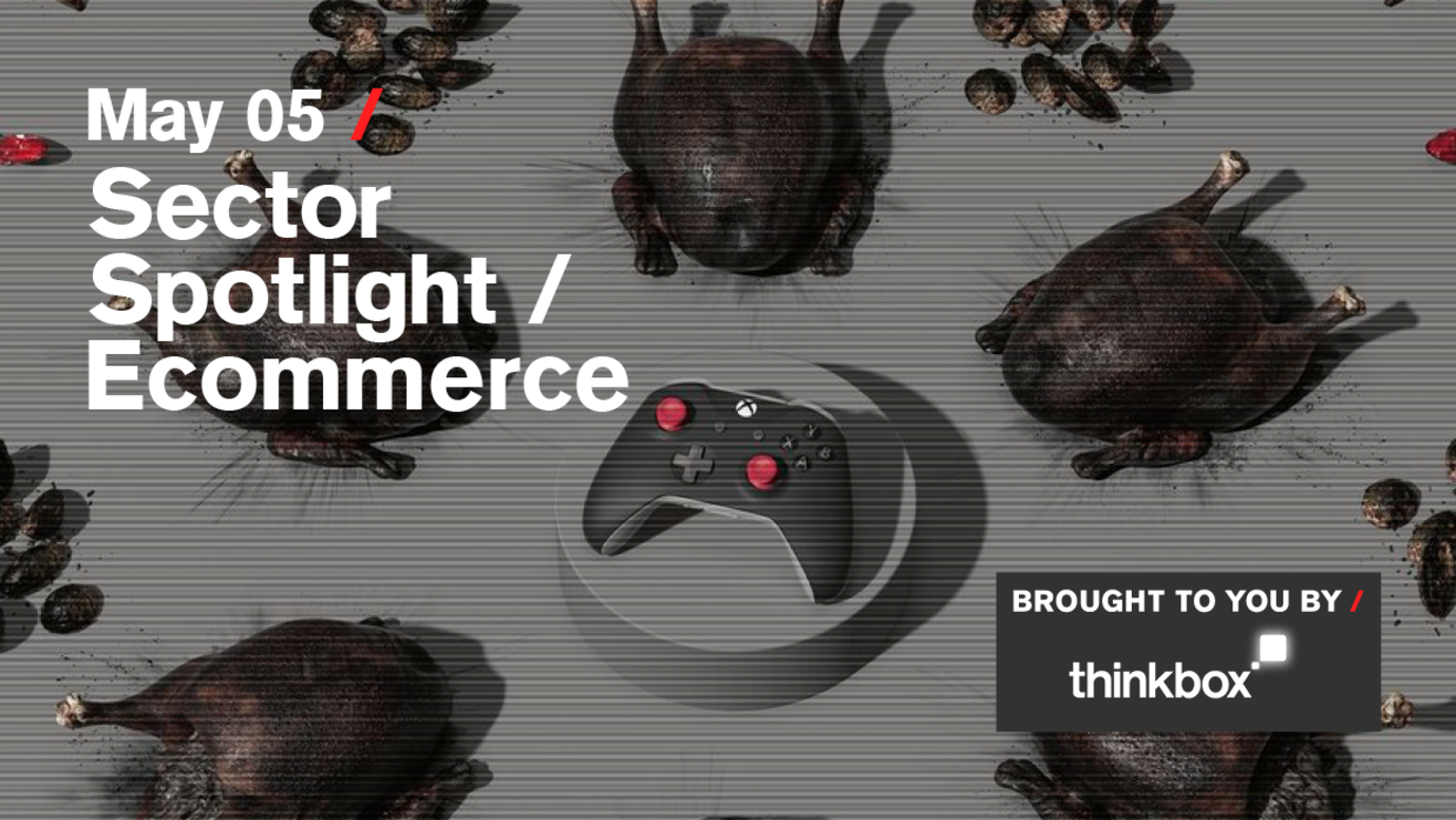 Header image for article Sector Spotlight / Ecommerce: Free live stream