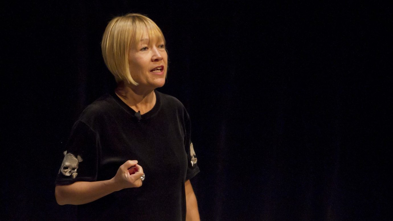 Header image for article Cindy Gallop talks humanity, ageism in advertising, and social sex