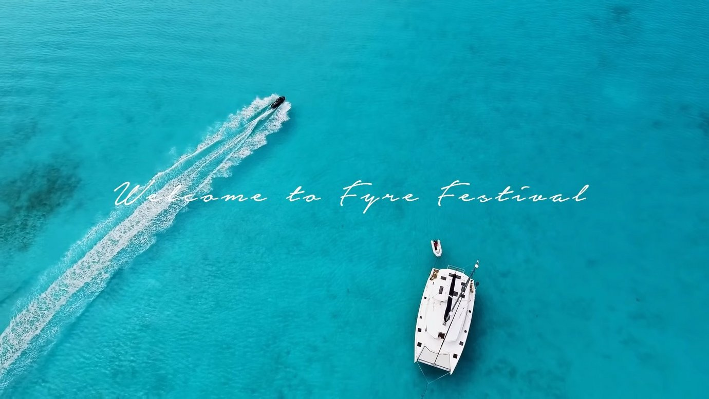 Header image for article Fyre Festival: Marketing Lessons From An Almighty Balls Up