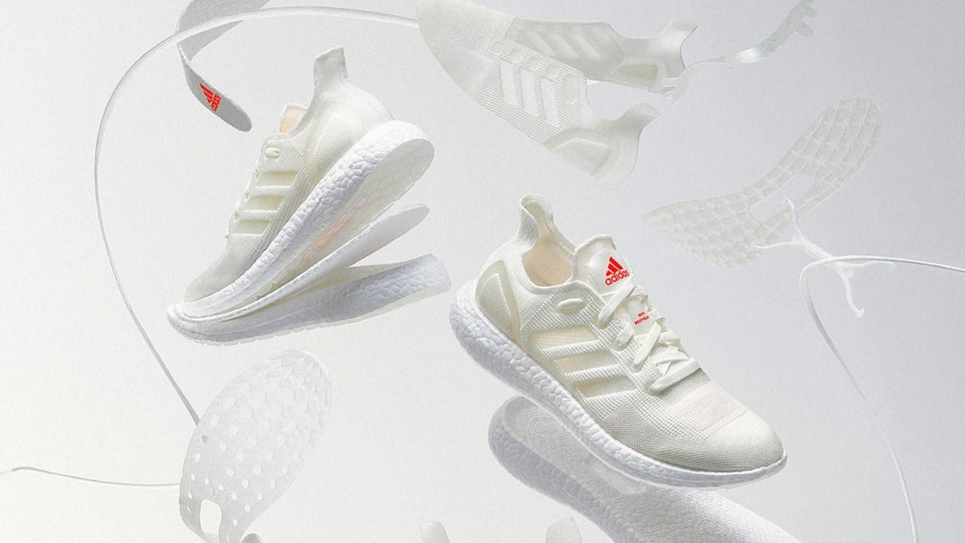 Adidas Ensuring That All Their Shoes Can Be 100% Recycled