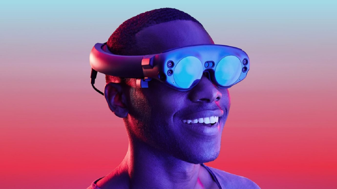 Header image for article Magic Leap: Making leaps