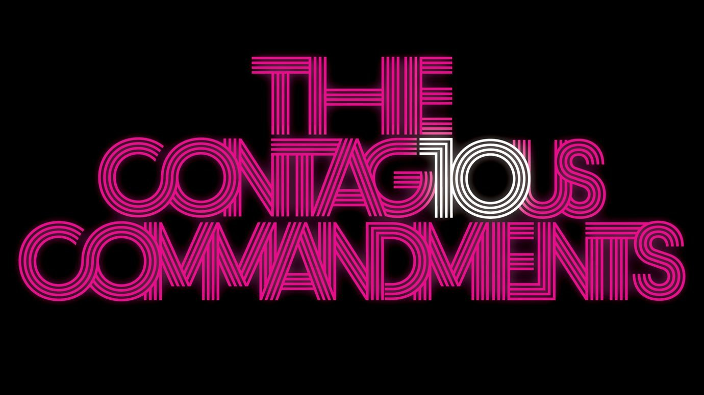 Header image for article The Contagious Commandments