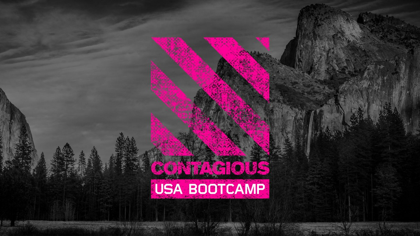 Header image for article Contagious USA Summer Bootcamp 2020