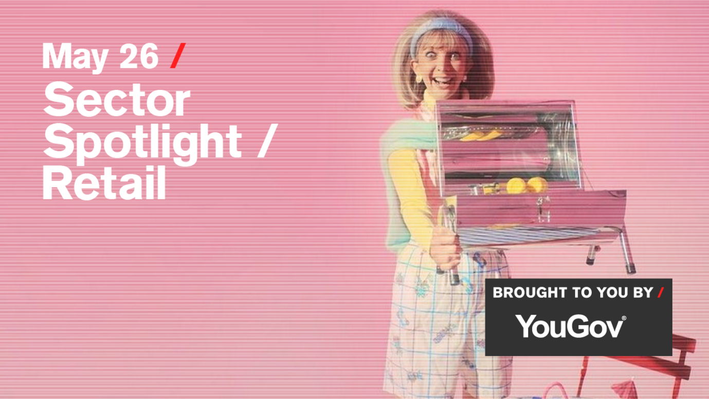 Header image for article Sector Spotlight / Retail: Free live stream