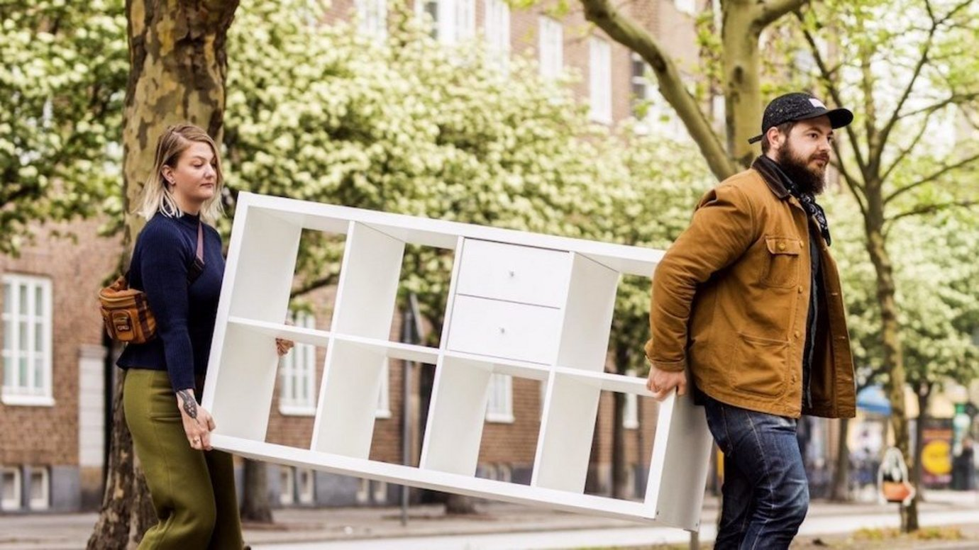 Ikea buys back old furniture for sustainable Black Friday campaign