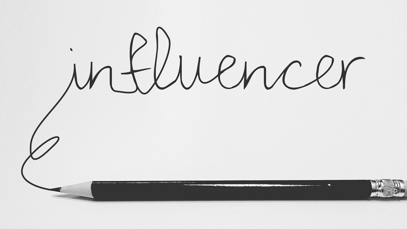 Header image for article 4 things about working with influencers