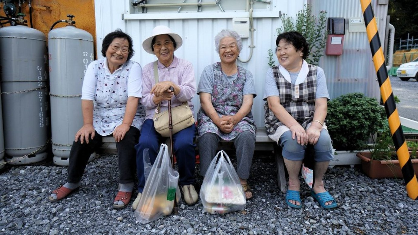 Header image for article Lessons on marketing in an ageing population learned from Japan