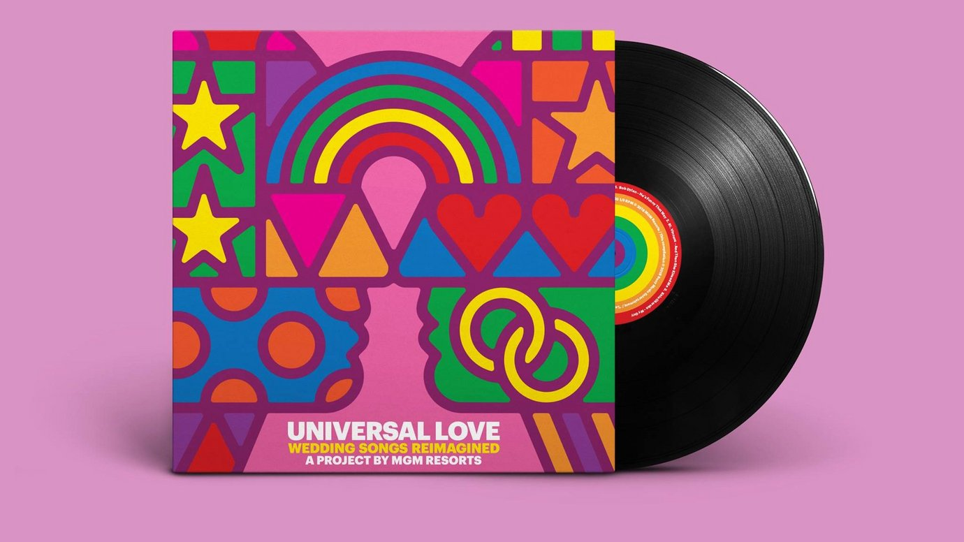 Header image for article Campaign of the Week: MGM Resorts, Universal Love