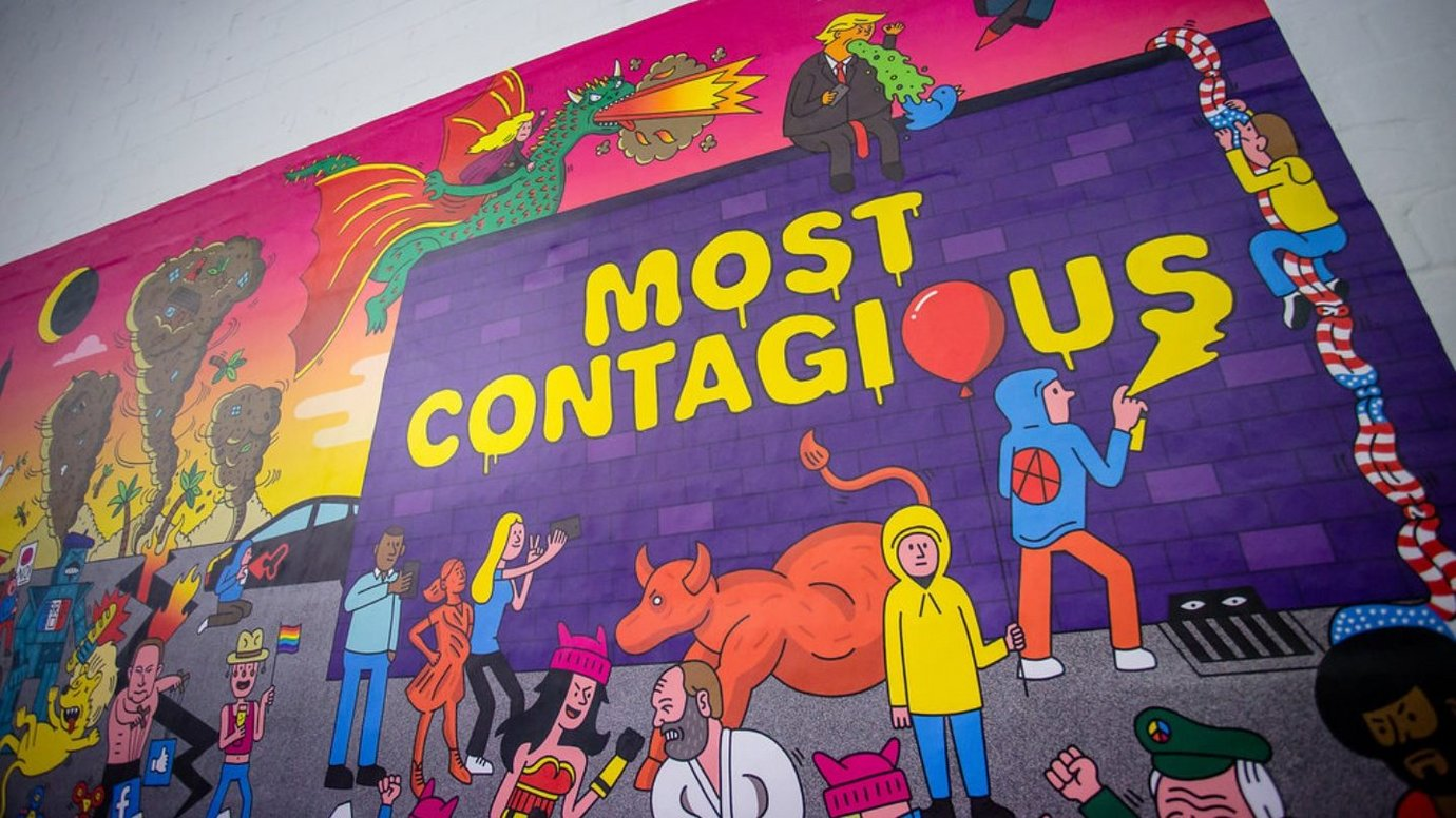 Header image for article Event Debrief: Most Contagious 2017