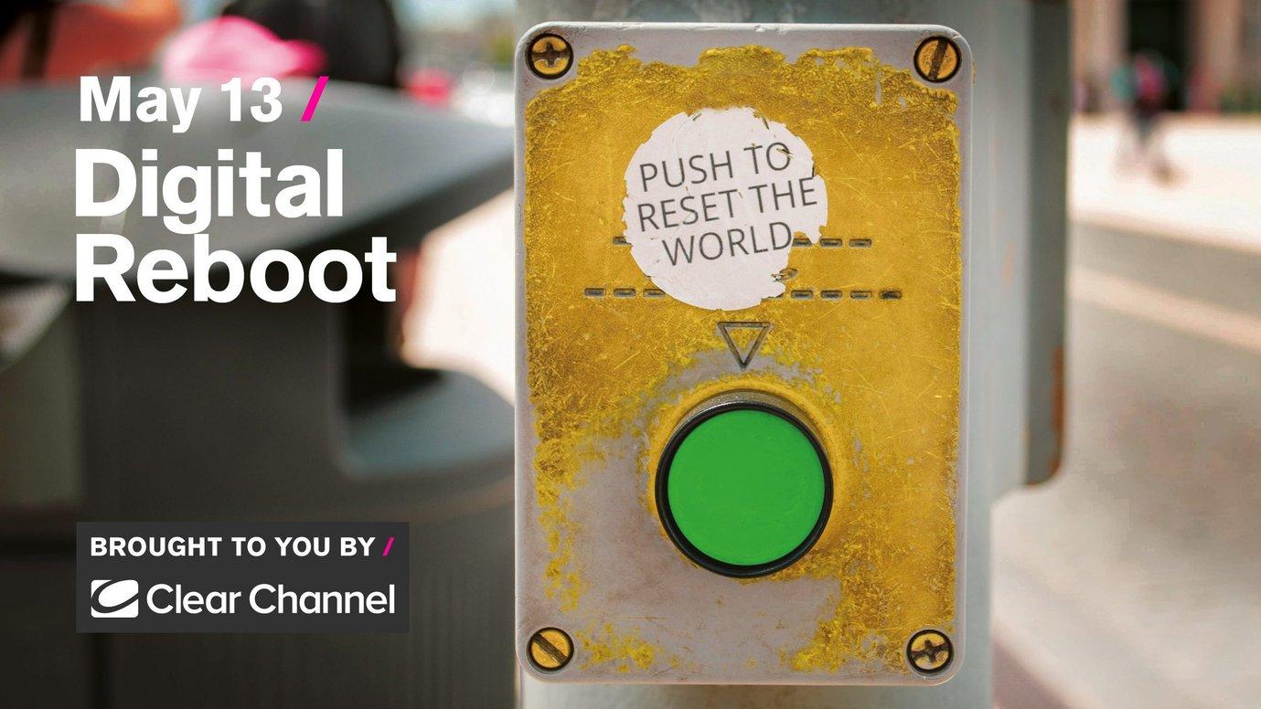 Header image for article Digital Reboot: Free Livestream session