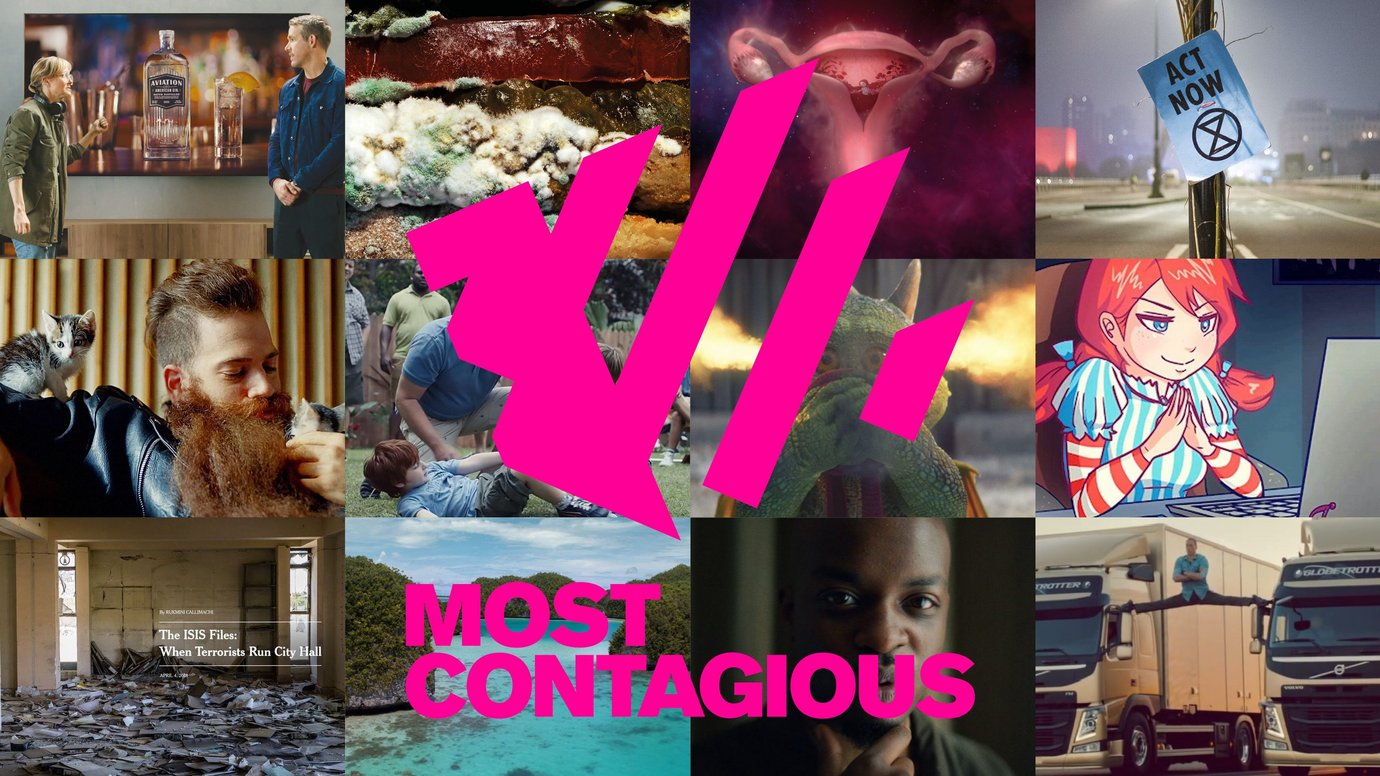 Header image for article Most Contagious 2020