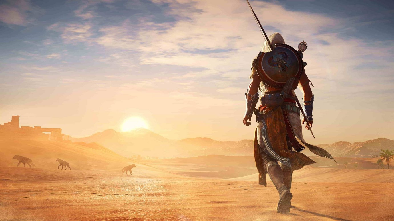 Header image for article Campaign of the Week: Assassin's Creed, Ubisoft