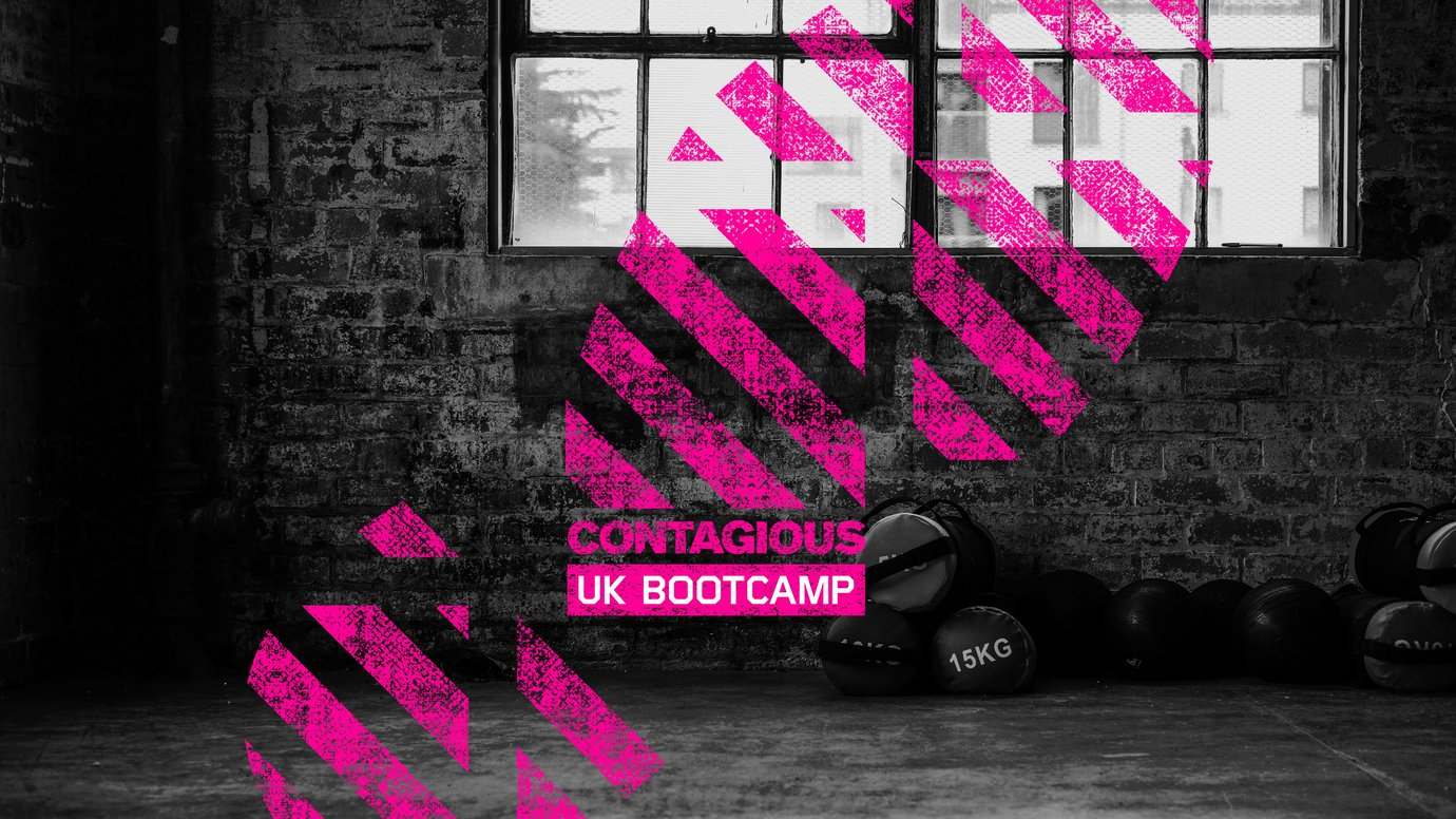 Header image for article Contagious UK Summer Bootcamp 2020