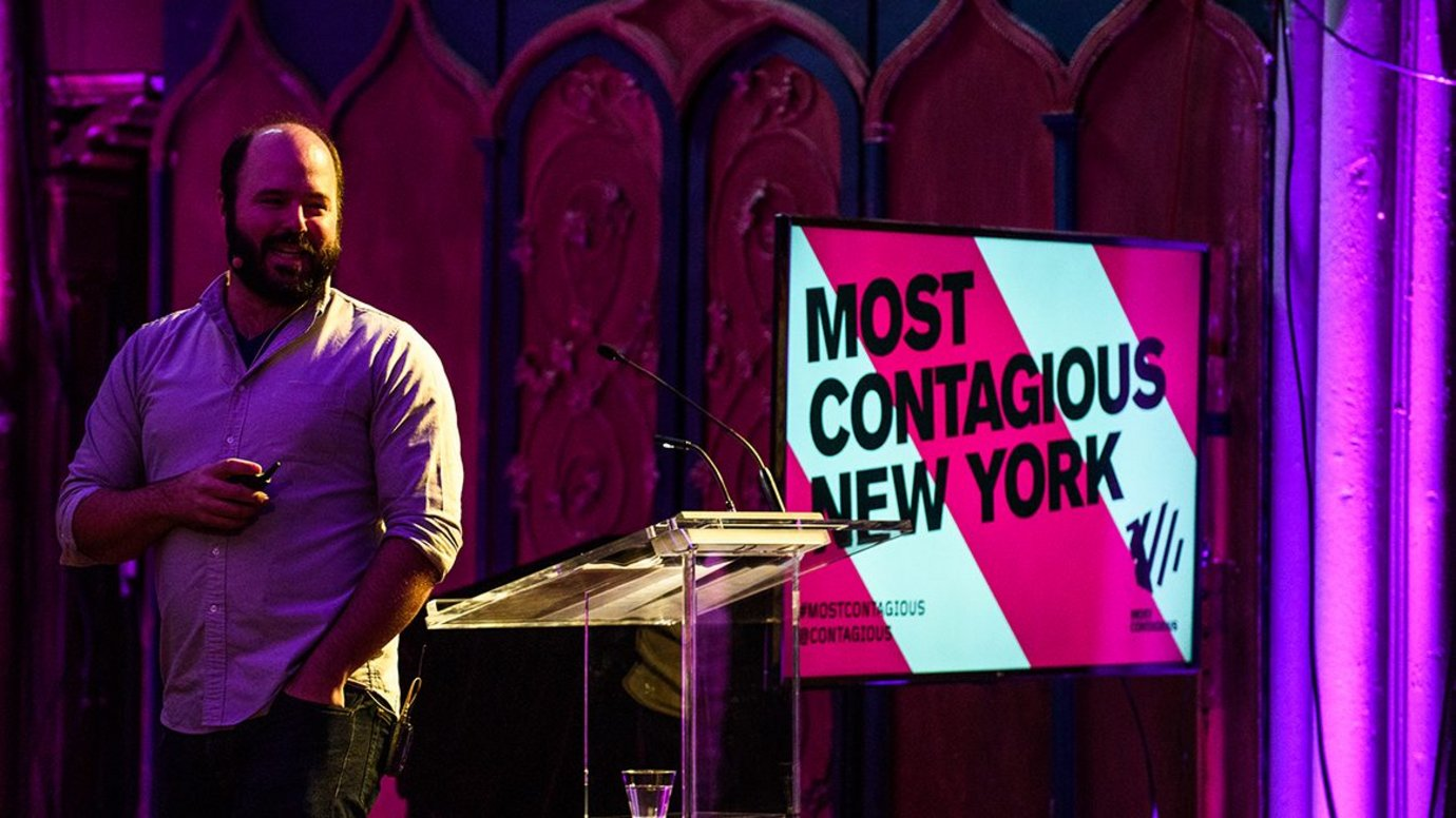 Header image for article Most Contagious 2019, New York
