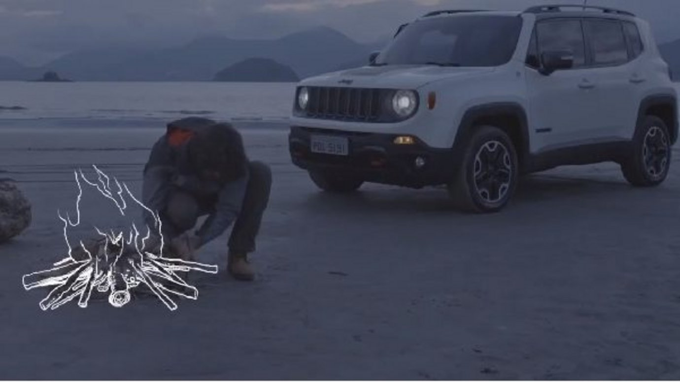 Header image for article Campaign of the Week: Jeep, Jeep Offline Site