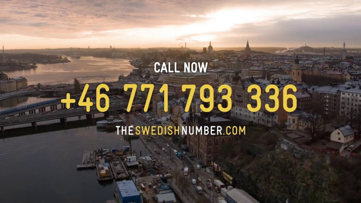 Header image for article Insight & Strategy: The Swedish Number