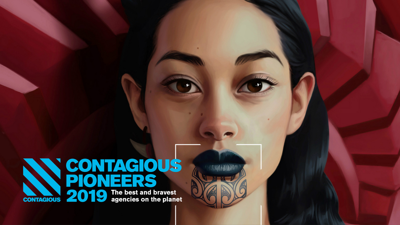 Header image for article Contagious Pioneers 2019: The Winners