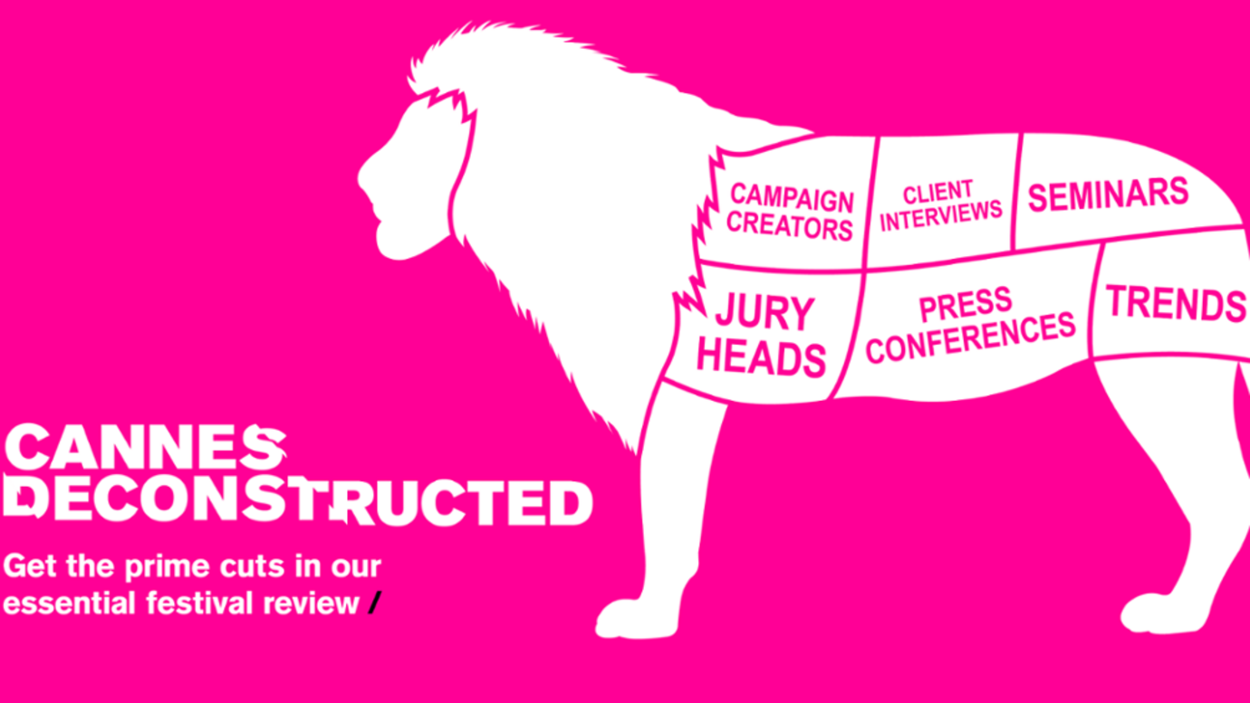 Header image for article Cannes Deconstructed