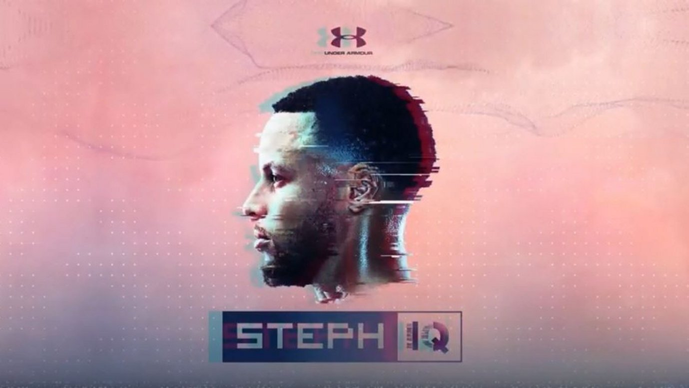 Header image for article Campaign of the Week: Under Armour, Steph IQ