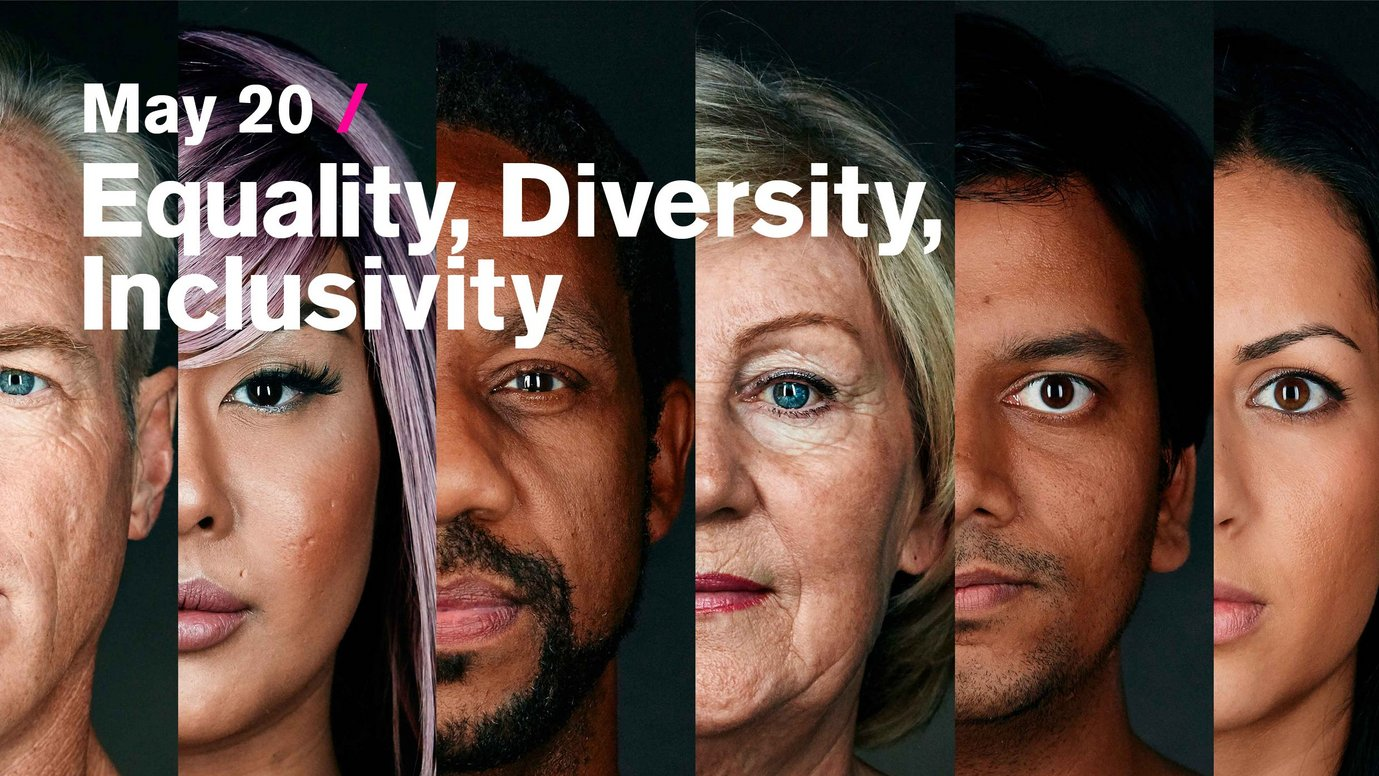 Header image for article Equality, Diversity, Inclusivity