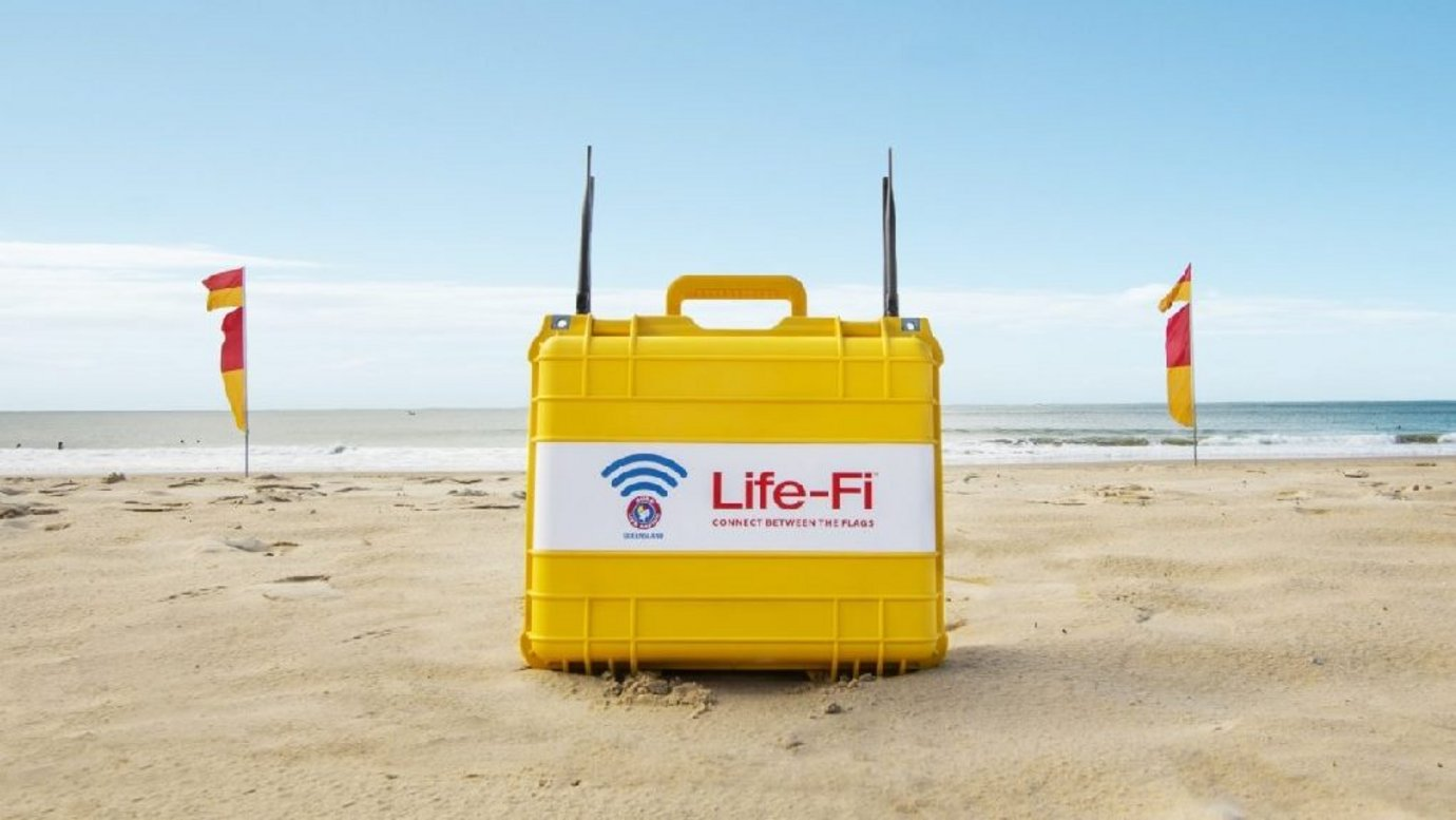 Header image for article Surf Life Saving Queensland, Life-Fi