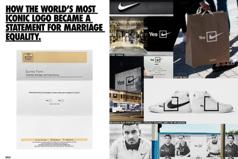 Nike Swoosh Vote