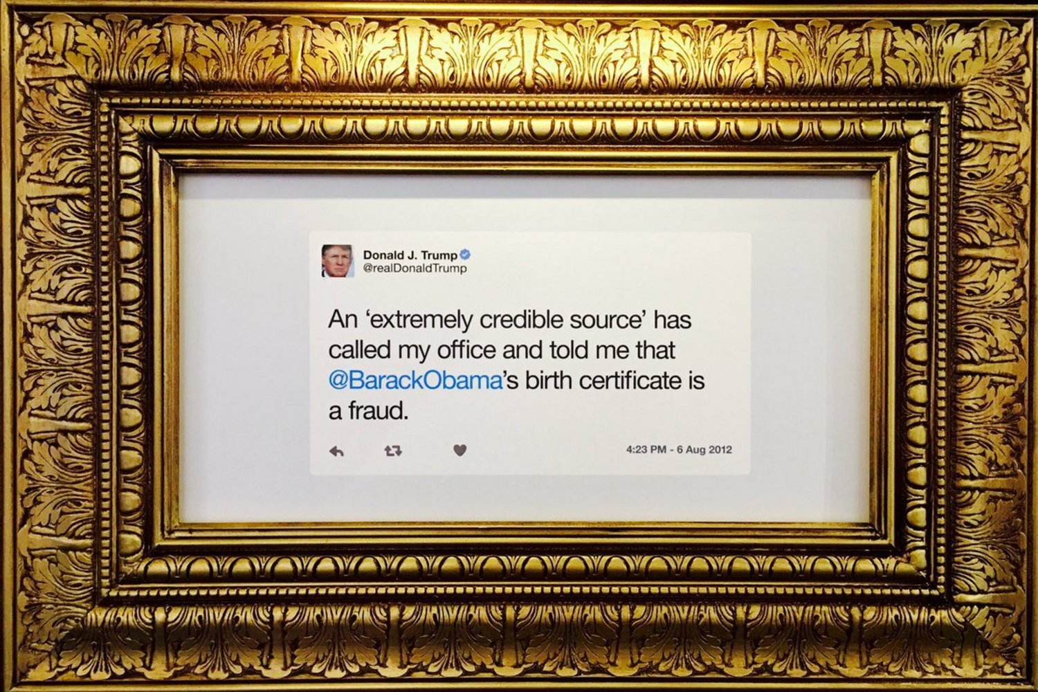 Trump Twitter Library