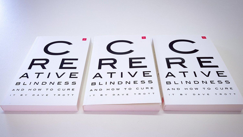Creative blindness