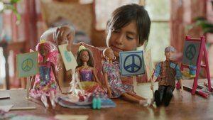 Barbie claims dolls boost empathy in year-long global campaign