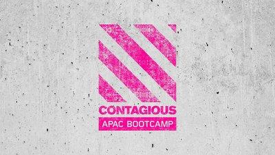 Contagious Bootcamp APAC 2021